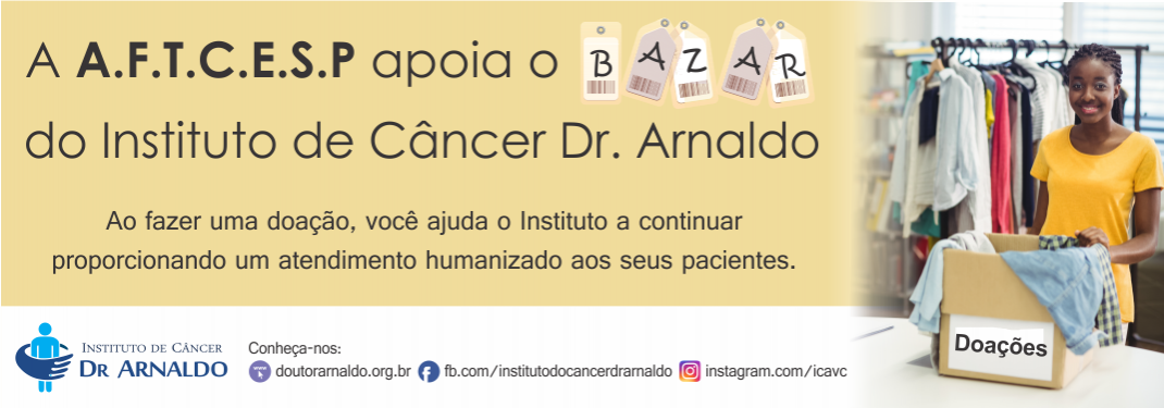 Bazar Beneficente Instituto do Câncer Arnaldo Vieira de Carvalho